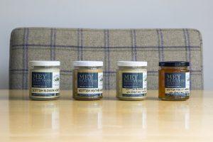 Trraditional Scottish Honey & Marmalade by Struan Apiaries.