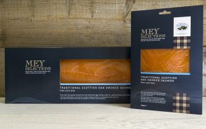 Mey Selections Smoked Salmon by Loch Fyne